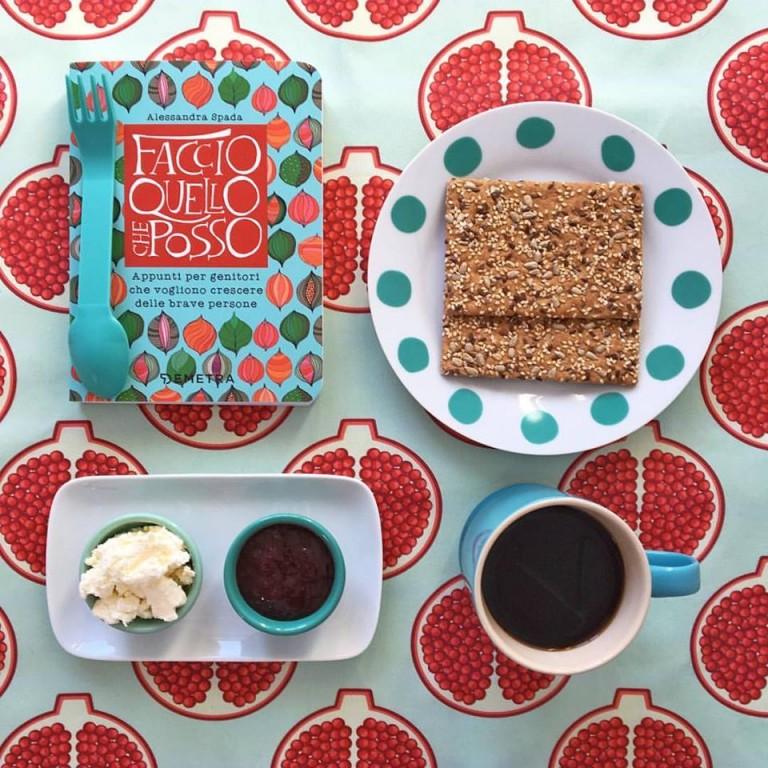 FQCP #bookbreakfast by Petunia Ollistes