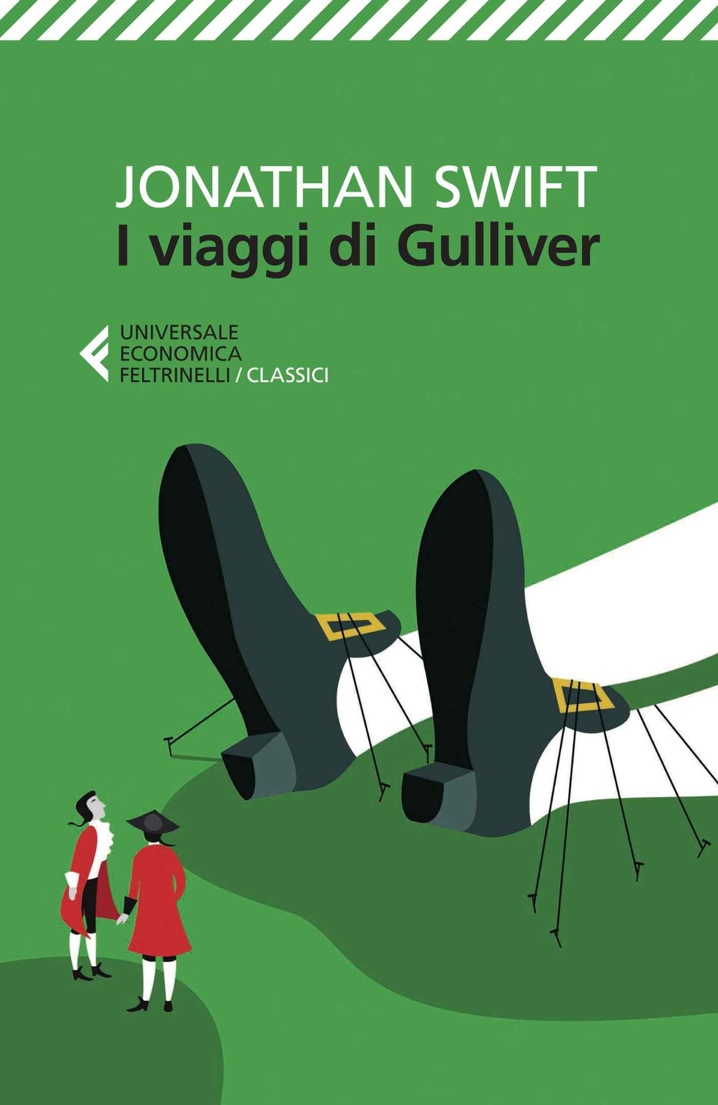 Jonatan Swift, I viaggi di Gulliver, Feltrinelli