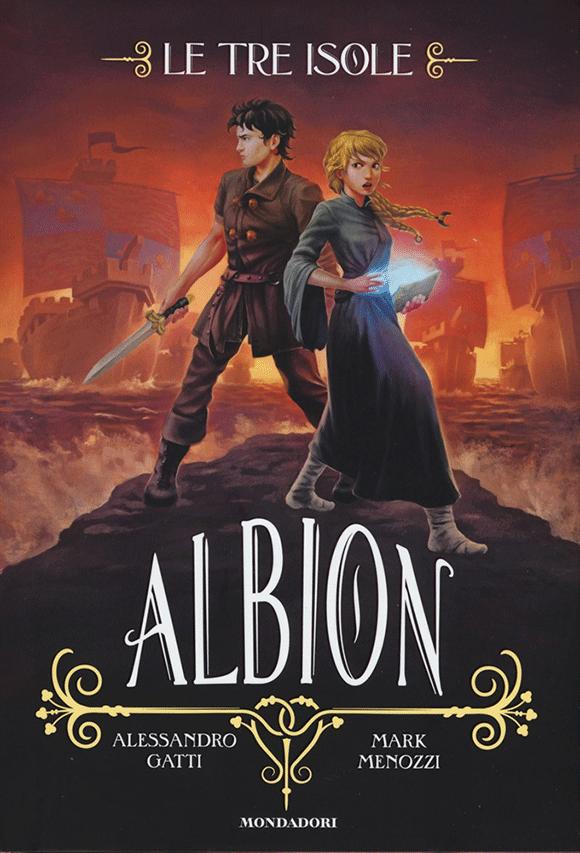 Le tre isole: Albion, Mondadori