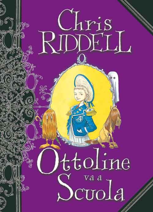 Chris Riddel, Ottoline va a scuola