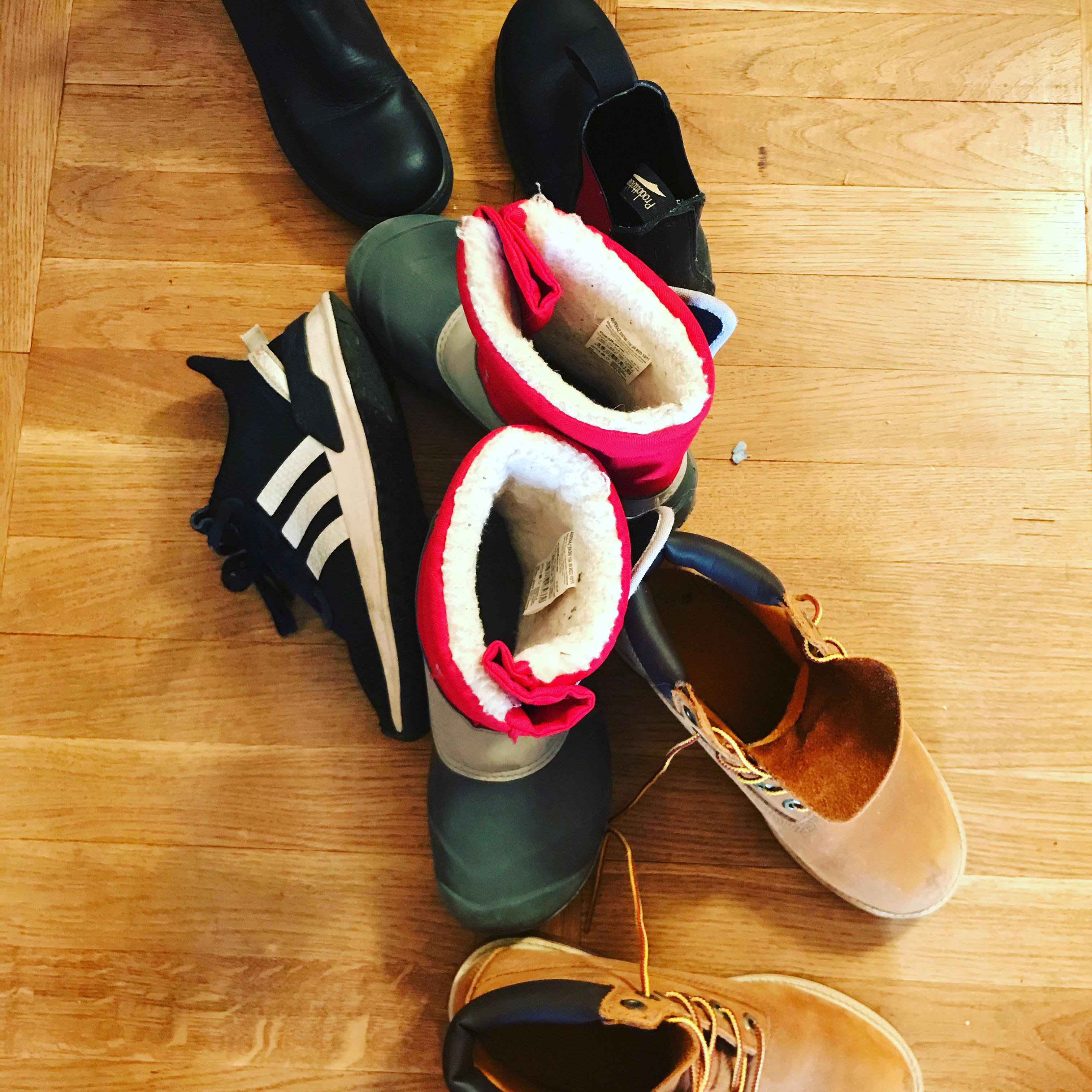 scarpe adolescenti
